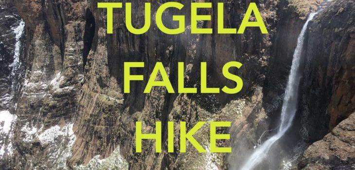 Tugela Falls Hike