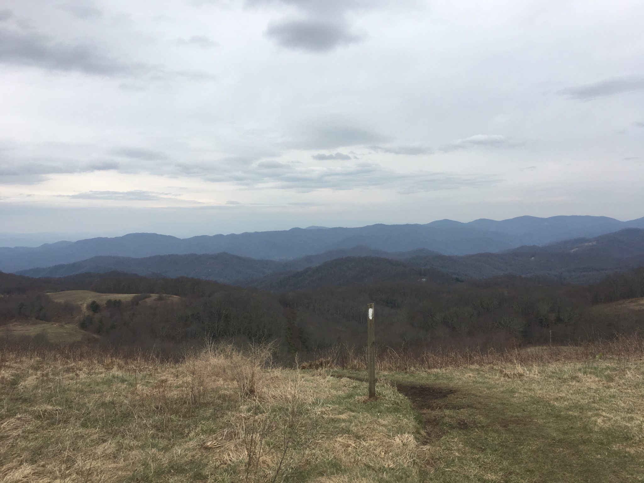 Views from Max Patch