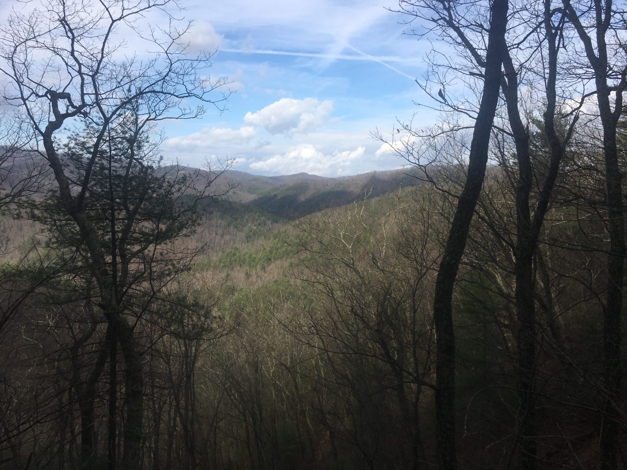 Great day for hiking