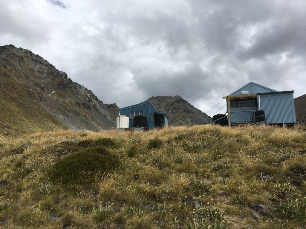 The Hodder Huts