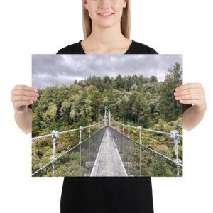 Timber Trail, Te Araroa Print
